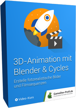 Blender und Cycles: Der ultimative 3D Animation Kurs