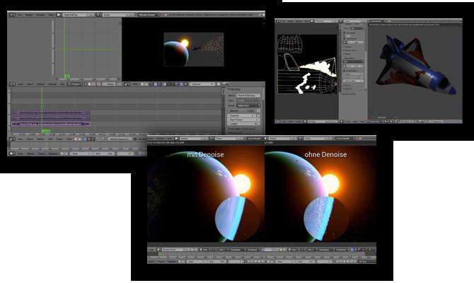 3508ce92f Spiele-Entwicklung lernen – Online Video-Kurse – für Blender und ...