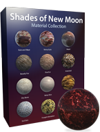 Shades of New Moon Material-Pack